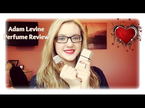 MinnieMollyReviews♡Adam Levine For Women Perfume Review♡