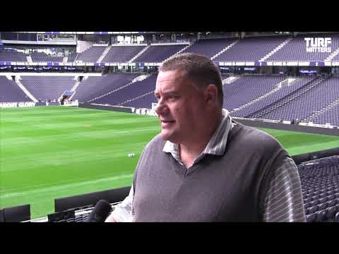 Tottenham Hotspur new stadium part one | Turf Matters exclusive interview