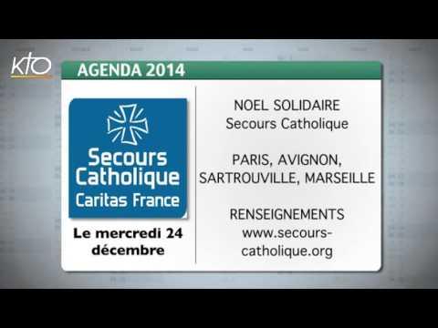 Agenda 19 décembre 2014