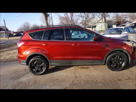 Plasti dipping wheels on my 2014 Ford Escape!