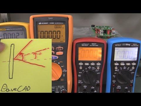 EEVblog #898 - LCD Contrast Experiments