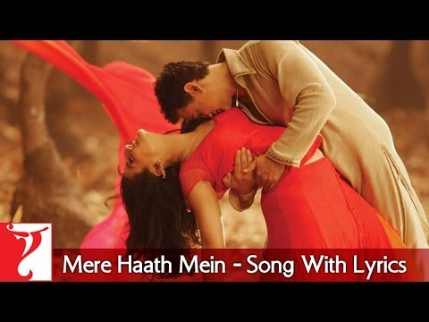 Mere haath mein tera haath ho (with female vocals) karaoke | fanaa.
