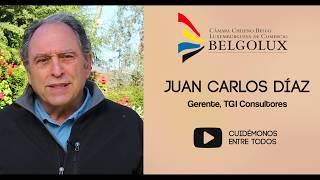 "Video ""Cuidémonos entre Belgolux"" - Socio TGI Consultores"