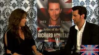 Ричард Армитэдж, Richard Armitage INTERVIEW! Part One: The Hobbit and More! with Marlise Boland