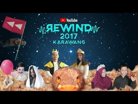 Youtube Rewind Indonesia : Look What 2017 Do Karawang |  #YouTubeRewindIndonesia