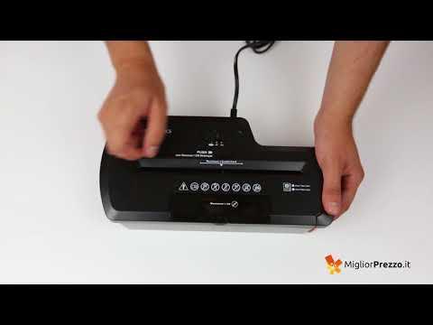 Distruggidocumenti AmazonBasics PBH-55473 EU Video Recensione