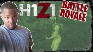 H1Z1 Hardcore Battle Royale Gameplay - LISTEN TO MAV! | H1Z1 Hardcore Mode