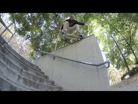 Rough Cut: Youness Amrani's Up Against the Wall Part