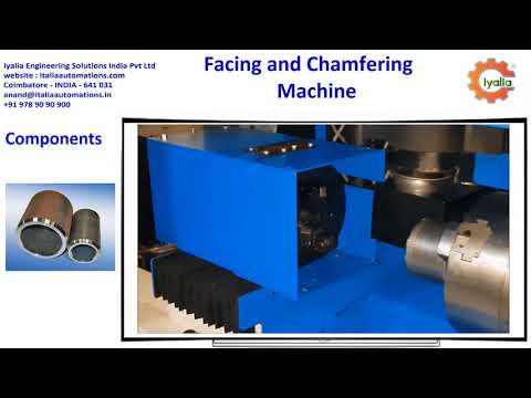 Facing and Chamfering