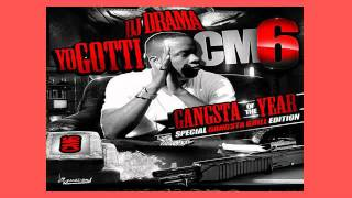 Yo Gotti - Ashamed - (CM6: Gangsta Of The Year) Mixtape