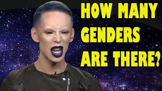 Some americans are ignorant - How many genders are there?