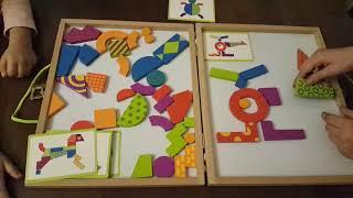 Imagination Patterns Akıl Oyunu nasıl oynanır?