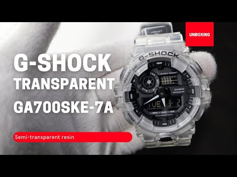 Casio G-Shock GA700SKE-7A