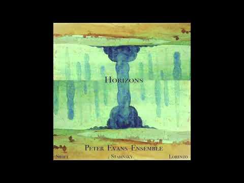 Horizons- Peter Evans Ensemble online metal music video by PETER EVANS