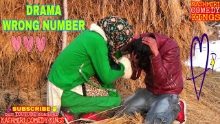 Wrong Number by kashmiri comedy kings