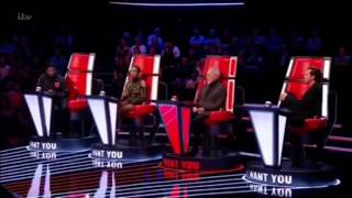 Jennifer Hudson Teaches A Contestant How To Sing In Right Pitch In The Voice UK