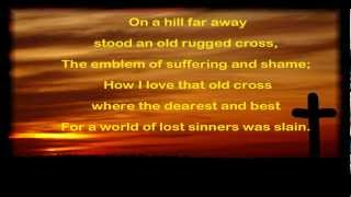 Hymn - Old Rugged Cross