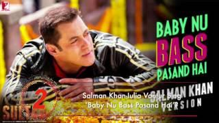 Daily Punch | Salman Khan Iulia Vantur Sing 'Baby Nu Bass Pasand Hai'?