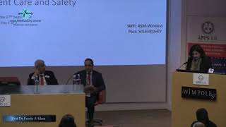 Quality of Patient Care and Safety - 2017 Conference Organizer: APPS UK