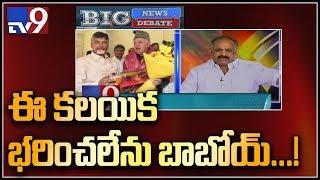 ఈ కలయిక భరించలేను బాబోయ్ : Vatti Vasanth Kumar (Ex Minister) – TV9