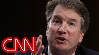 Report: New woman comes out against Kavanaugh