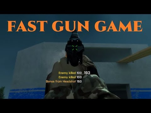 SkillWarz | Fast Gun Game on Halloween Arena 3