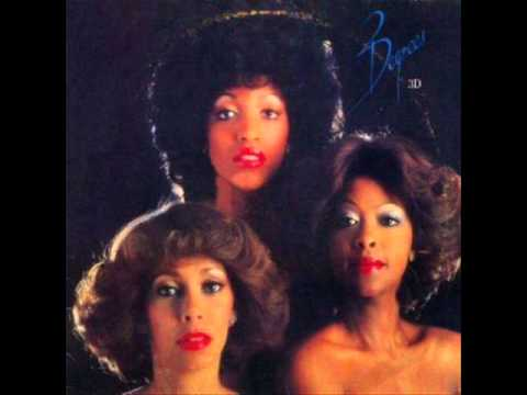 My Simple Heart - THREE DEGREES '1979
