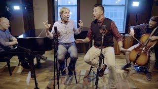 IT'S GONNA BE OKAY - The Piano Guys w/ Sir Cliff Richard!!
