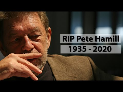 Pete Hamill: Journalist and Author Who Captured Spirit of New York, Dies at 85