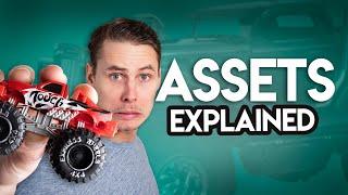 ASSETS Explained | Accounting Basics