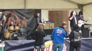 A Joker's Rage  Epiphany. Mockfest 4th May 2013 Manchester Real XS