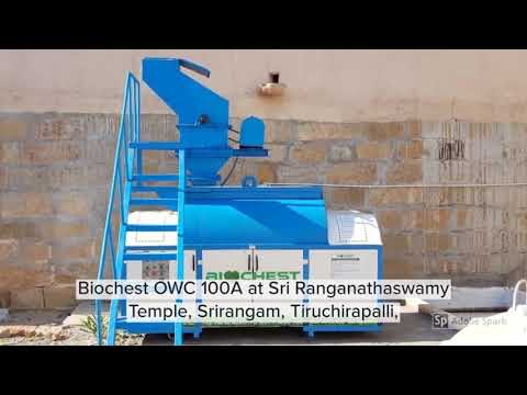 Organic Waste Composting System