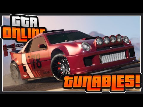 """NEW GTA Online """"Tunables Update"""" New Event Mode & NEW DLC Soon! - (GTA Online Live Stream)"""