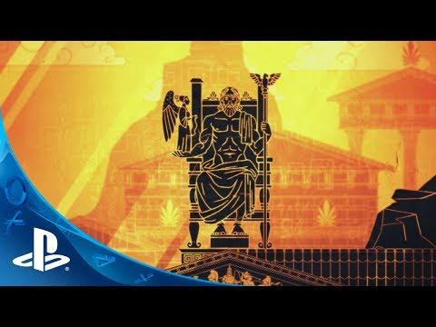 Apotheon PS4 Trailer thumbnail