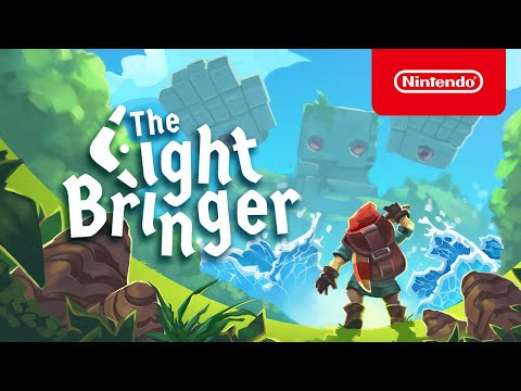 The Lightbringer – Announcement Trailer – Nintendo Switch