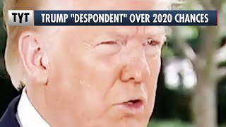 """Trump Insider: He's """"Despondent,"""" Not In A Good Place Mentally Over 2020 Chances thumbnail"""
