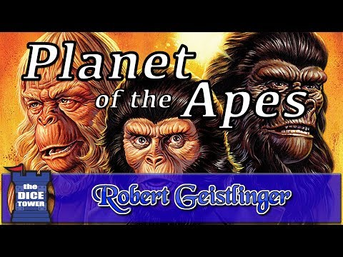 Planet of the Apes Review - with Robert Geistlinger
