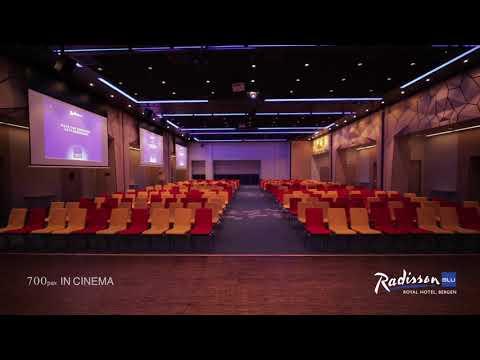 Hotel Radisson Blu Royal Bergen
