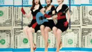 The Puppini Sisters - I Can't Believe I'm Not a Millionaire