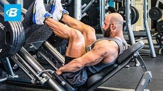 Ronnie Milos MVP Leg Workout