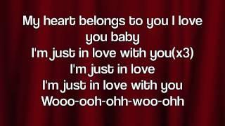 Just In Love- Joe Jonas ft. Lil Wayne LYRICS