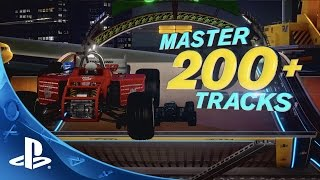 Picture of a game: Trackmania