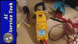 UEI DL389 Multimeter Review: Testing each function of the Multimeter!