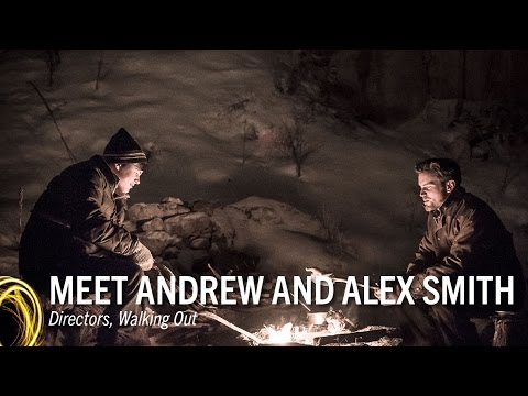 Walking Out (Behind the Scene 'Meet Alex Smith, Andrew J. Smith')