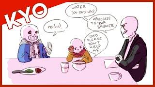 The Reason Papyrus Hates Puns (Hilarious Undertale Comic Dub)