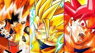 6 SSR MULTI!? NEW SSG GOKU SUMMON ANIMATION! Dragon Ball Z Dokkan Battle