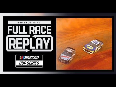 NASCAR フォード シティダートレース (ブリストル・モーター・スピードウェイ)フルレース動画