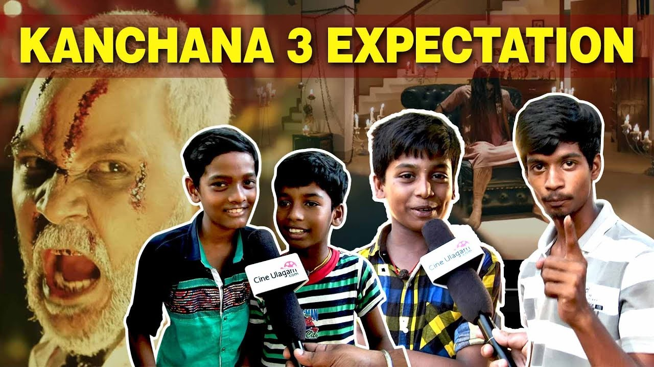Kanchana 3 Public Expectations |  Raghava Lawrence | Ooviya | vedhika