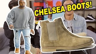 CHELSEA BOOTS!
