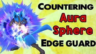 Countering Aura Sphere Edge Guard! (Smash Wii U/3DS)